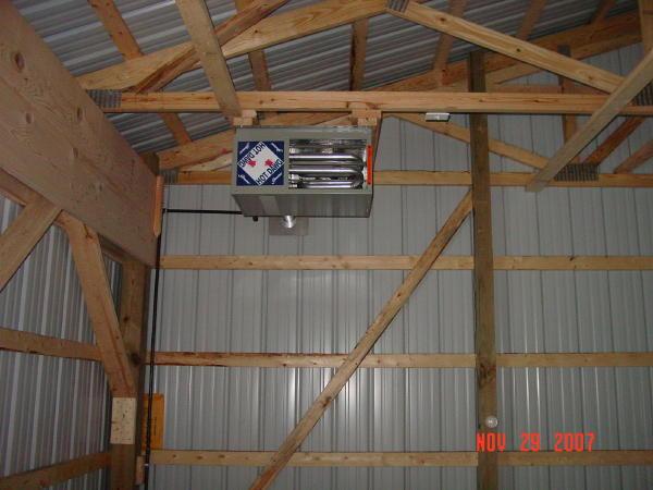 pole building rh woodcraftcbh com Pole Barn Wiring Code Building J-Pole Antennas